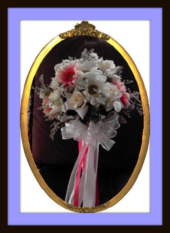 Gerber Daisy-Bridal Bouquet