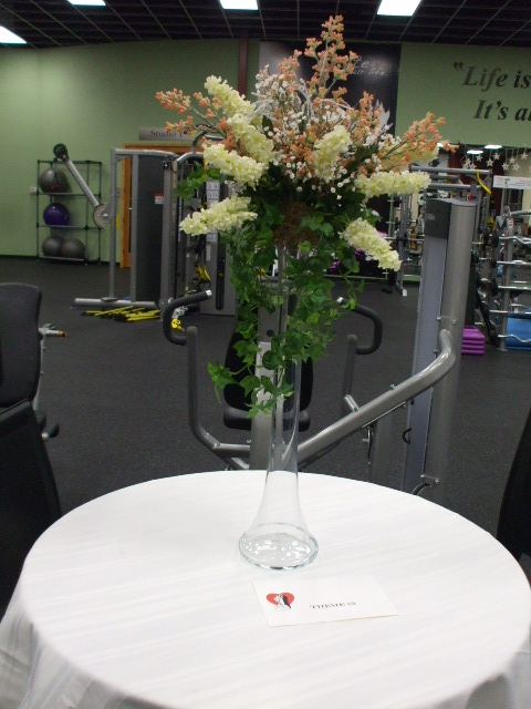 Theme 3 Table for Shapes Fitness